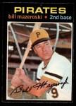 1971 O-Pee-Chee #110  Bill Mazeroski  Front Thumbnail