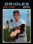 1971 O-Pee-Chee #273  Pete Richert  Front Thumbnail