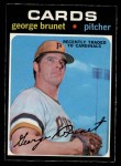 1971 O-Pee-Chee #73  George Brunet  Front Thumbnail