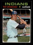 1971 O-Pee-Chee #347  Ted Uhlaender  Front Thumbnail
