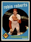1959 Topps #352  Robin Roberts  Front Thumbnail