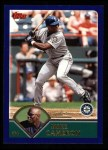 2003 Topps #129  Mike Cameron  Front Thumbnail