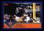2003 Topps #391  Bubba Trammell  Front Thumbnail