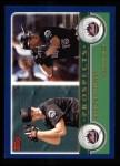 2003 Topps #684  Aaron Heilman / Jose Reyes  Front Thumbnail