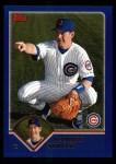2003 Topps #555  Damian Miller  Front Thumbnail