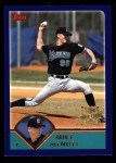 2003 Topps #314   -  Mike McNutt First Year Front Thumbnail