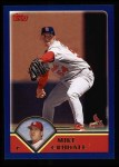 2003 Topps #424  Mike Crudale  Front Thumbnail