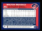 2003 Topps #415  Milton Bradley  Back Thumbnail