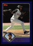 2003 Topps #193  Tony Womack  Front Thumbnail
