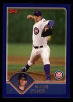 2003 Topps #10  Mark Prior  Front Thumbnail