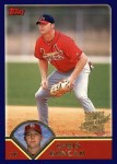 2003 Topps #292   -  Chris Duncan First Year Front Thumbnail