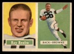 1957 Topps #76  Ray Renfro  Front Thumbnail