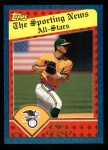 2003 Topps #359   -  Eric Chavez All-Star Front Thumbnail