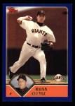 2003 Topps #184  Russ Ortiz  Front Thumbnail