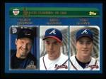 2003 Topps #347   NL ERA Leaders Front Thumbnail