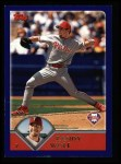 2003 Topps #76  Randy Wolf  Front Thumbnail