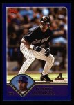 2003 Topps #42  Danny Bautista  Front Thumbnail