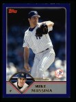 2003 Topps #190  Mike Mussina  Front Thumbnail