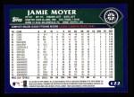 2003 Topps #122  Jamie Moyer  Back Thumbnail
