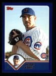 2003 Topps #505  Dave Veres  Front Thumbnail