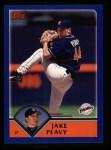2003 Topps #570  Jake Peavy  Front Thumbnail