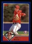 2003 Topps #620  Brett Myers  Front Thumbnail