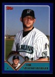 2003 Topps #446  Tim Spooneybarger  Front Thumbnail