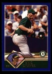 2003 Topps #530  Eric Chavez  Front Thumbnail