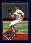 2003 Topps #161  Kerry Robinson  Front Thumbnail