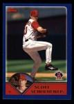 2003 Topps #467  Scott Schoeneweis  Front Thumbnail