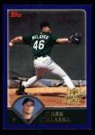 2003 Topps #316   -  Mark Malaska First Year Front Thumbnail