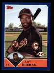2003 Topps #573  Ray Durham  Front Thumbnail