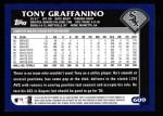 2003 Topps #609  Tony Graffanino  Back Thumbnail