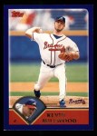 2003 Topps #219  Kevin Millwood  Front Thumbnail