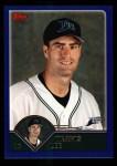 2003 Topps #551  Travis Lee  Front Thumbnail