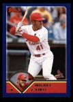 2003 Topps #606  Miguel Cairo  Front Thumbnail