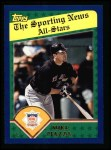 2003 Topps #716   -  Mike Piazza All-Star Front Thumbnail