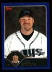 2003 Topps #541  Lee Stevens  Front Thumbnail