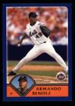 2003 Topps #454  Armando Benitez  Front Thumbnail