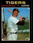 1971 O-Pee-Chee #265  Jim Northrup  Front Thumbnail