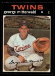 1971 O-Pee-Chee #189  George Mitterwald  Front Thumbnail