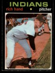 1971 O-Pee-Chee #24  Rich Hand  Front Thumbnail