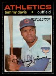 1971 O-Pee-Chee #151  Tommy Davis  Front Thumbnail