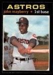 1971 O-Pee-Chee #148  John Mayberry  Front Thumbnail
