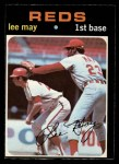 1971 O-Pee-Chee #40  Lee May  Front Thumbnail