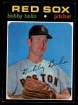 1971 O-Pee-Chee #446  Bobby Bolin  Front Thumbnail