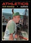 1971 O-Pee-Chee #135  Rick Monday  Front Thumbnail