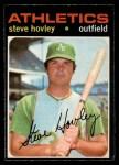 1971 O-Pee-Chee #109  Steve Hovley  Front Thumbnail