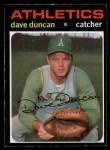 1971 O-Pee-Chee #178  Dave Duncan  Front Thumbnail
