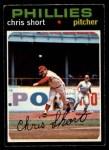 1971 O-Pee-Chee #511  Chris Short  Front Thumbnail